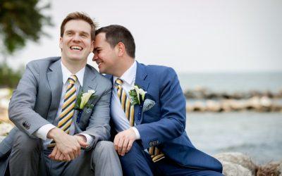 Wedding Attire for Gay Weddings