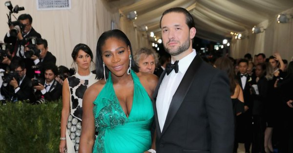 Imagining Serena Williams and Alexis Ohanian's wedding registry
