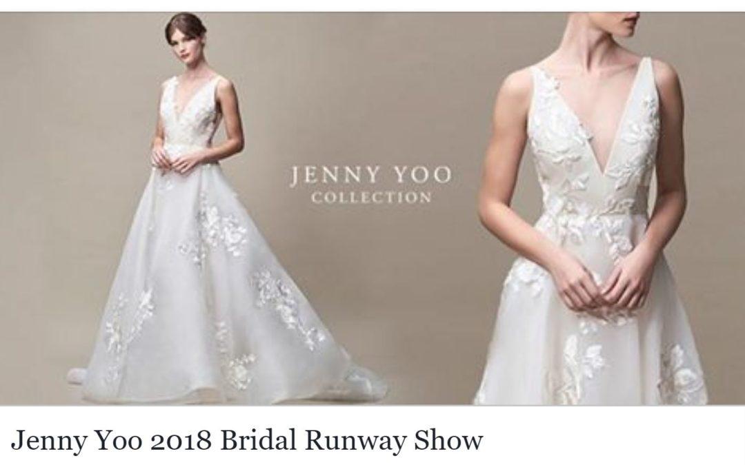 Jenny Yoo Bridal Show