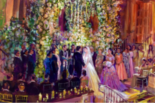 Wedding Trends: Live Painting