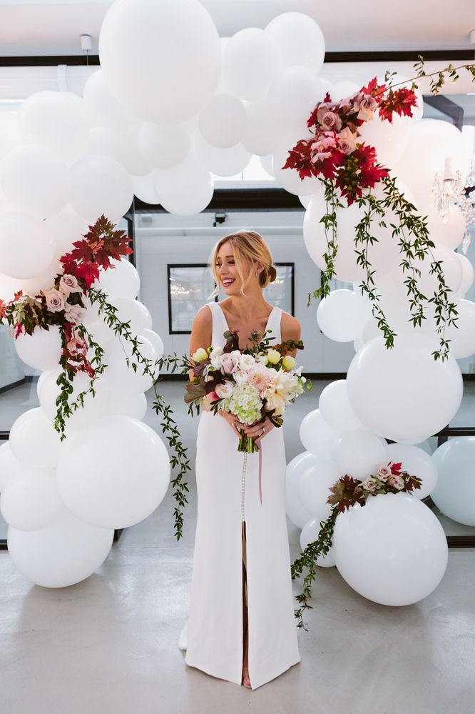 Bridal Balloon Bonanza