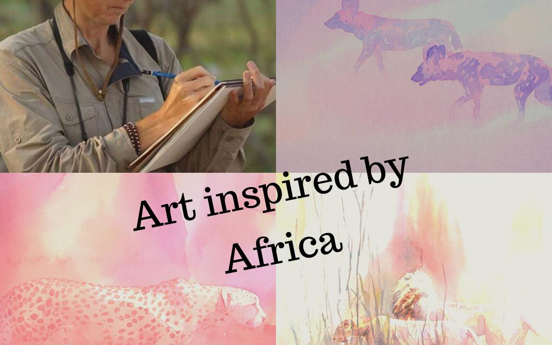 Wildlife to Watercolor Paintings