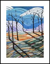 A Breeze Through The Trees | Different wedding gift idea | Mishkalo Art Registry