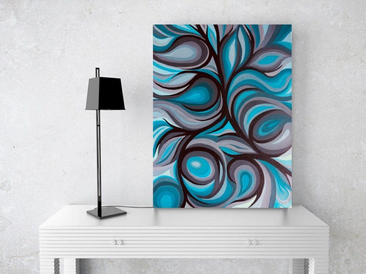 Blush | New wedding gift idea | Mishkalo Art Registry
