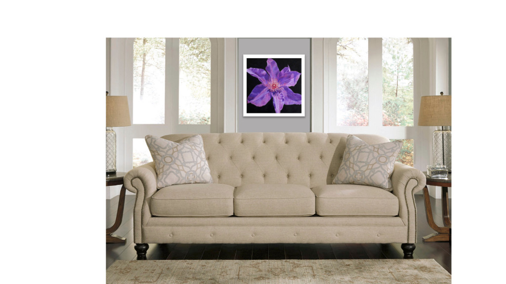 Clematis | Different registry | Bridal Registry for Art