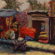 Deserted Market | Best gift | Wedding Registry for Art