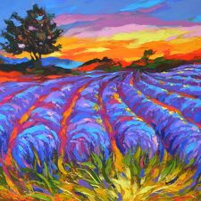 Evening Tuscany | Artistic second marriage present | Mishkalo Wedding Registry