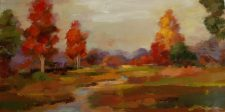 Fall Creek | Marriage gift idea | Wedding Registry for Art