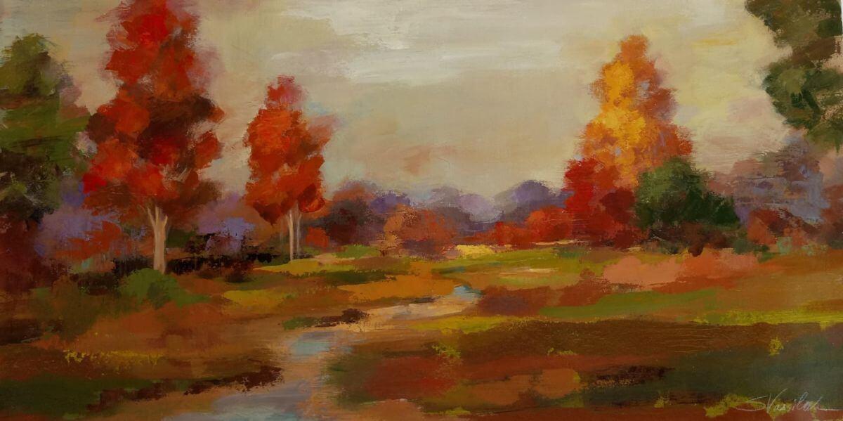Fall Creek | Novel wedding registry | Bridal Registry for Art