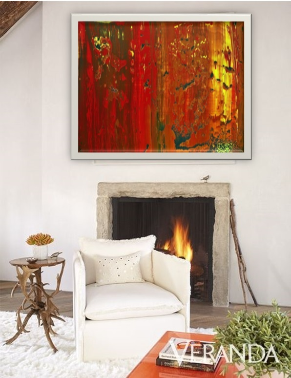 Flame Game | Art present | Wedding Registry for Art