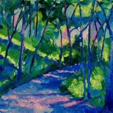 Forest Light | Wedding gift idea | Bridal Registry for Art