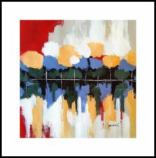 Forest Reflection | Unusual present | Bridal Registry for Art