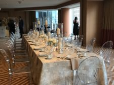 Modern Luxury event attended by Mishkalo