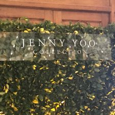 Jenny Yoo Bridal Runway show Chicago.