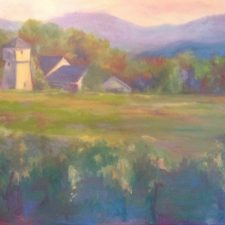 Napa Morning | New wedding present | Mishkalo Art Registry