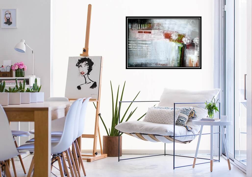 Nu-Life | Artistic second marriage gift idea | Wedding Registry for Art