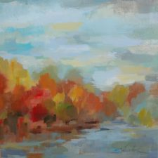 October Dreamscape | Unusual second marriage gift | Bridal Registry for Art