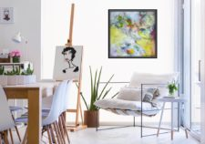 On The Contrary | Art bridal gift | Bridal Registry for Art