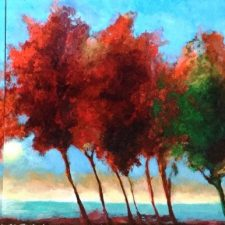 One Morning In Fall | Cool wedding gift idea | Wedding Registry for Art