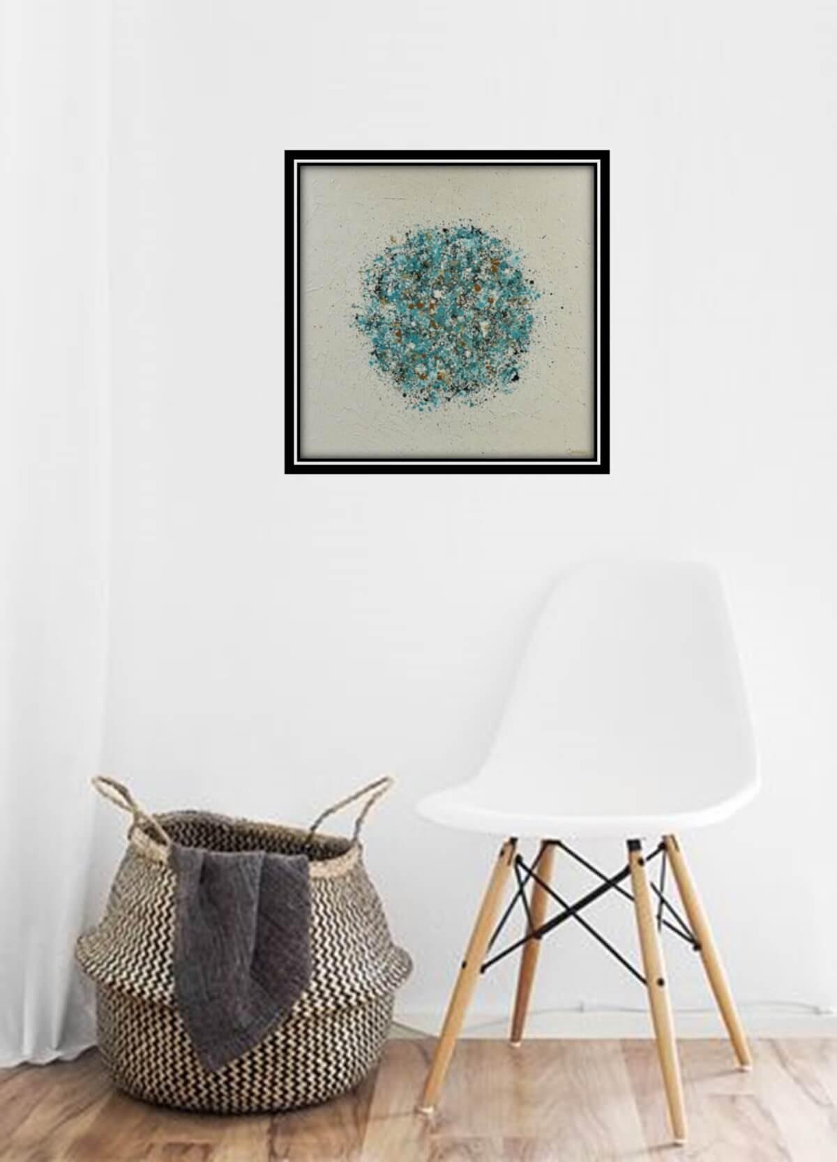 Petal Burst 15 | Original Art gift | Mishkalo Bridal Registry