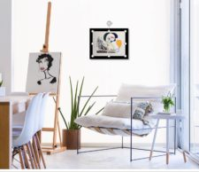 Space Series-3 | Painting wedding gift | Mishkalo Wedding Registry for Art