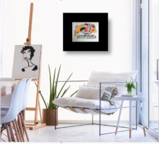 Space Series-5 | Second Marriage gift idea | Mishkalo Art Registry