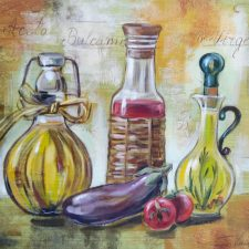 Taste Of Italy | Art bridal present | Bridal Registry for Art