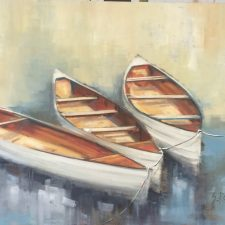 White Canoes | Wedding Present | Mishkalo Art Registry