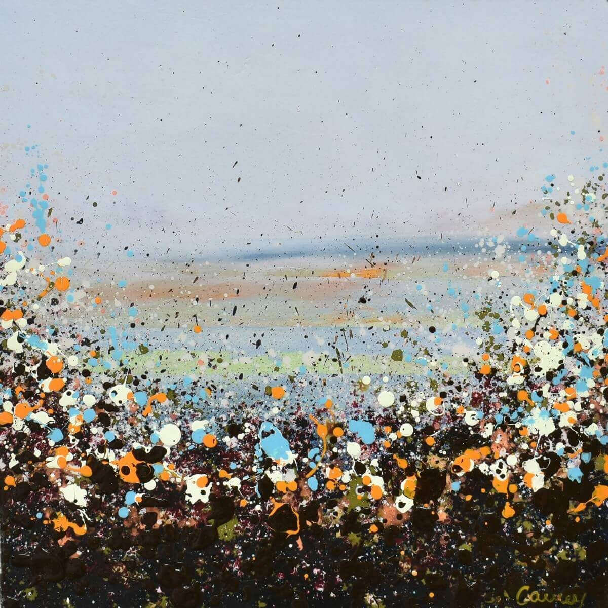 Wildflower Meadow 04 | Different gift | Mishkalo Wedding Registry for Art