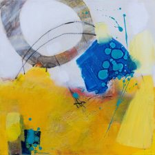Yellow Delight | Marriage gift idea | Wedding Registry for Art