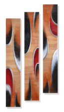 Zen Panels-Triptych | Unusual present | Bridal Registry for Art
