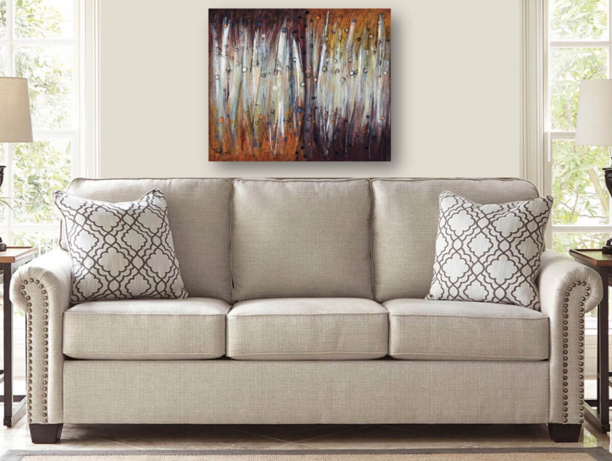 Abstract Patterns One | Classy wedding gift | Wedding Registry for Art