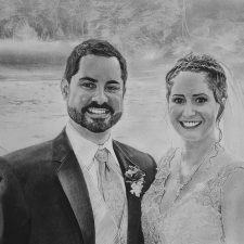 Andrew And Jen | Marriage Portrait | Mishkalo Wedding Registry