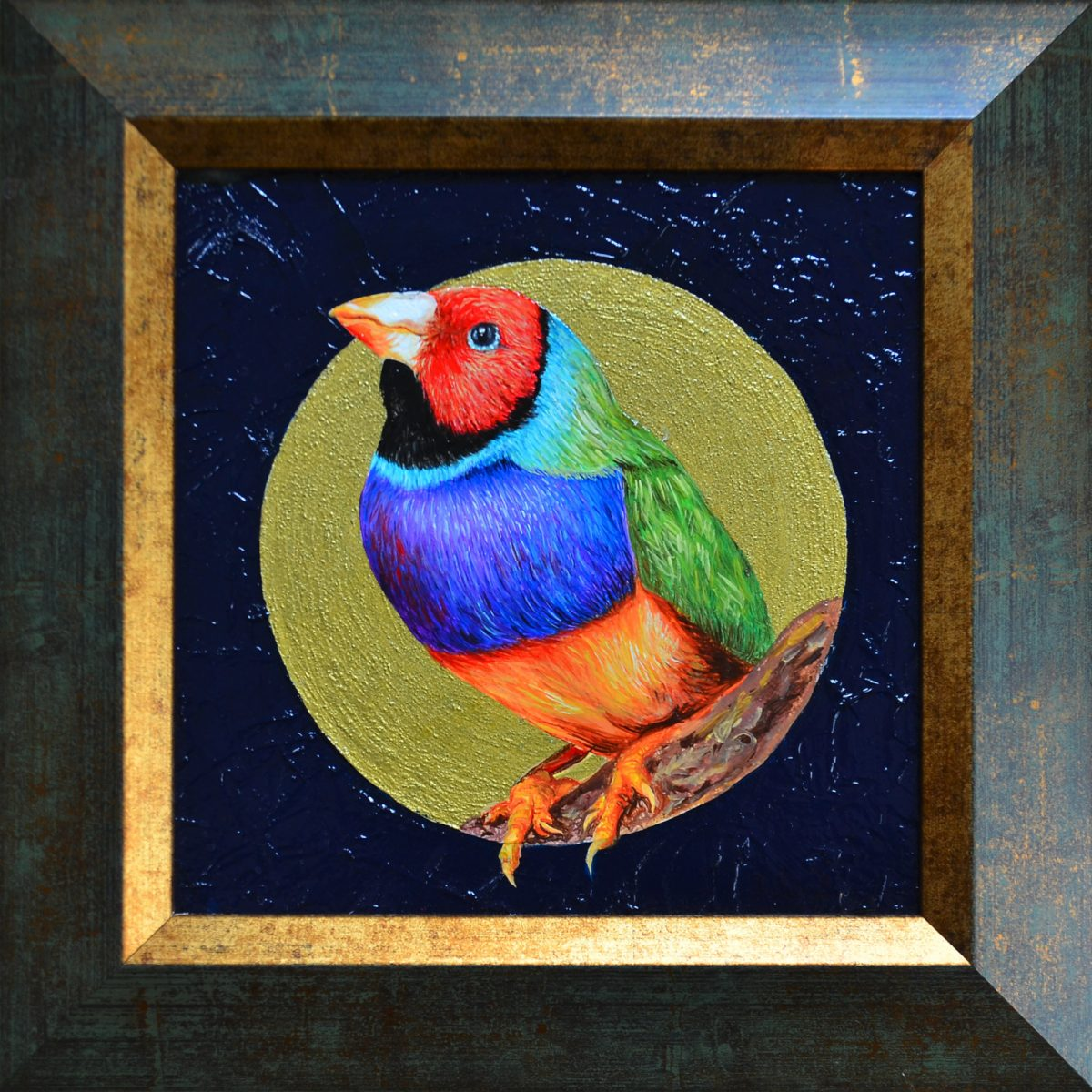 Bird 1 | Best registry | Mishkalo Art Registry