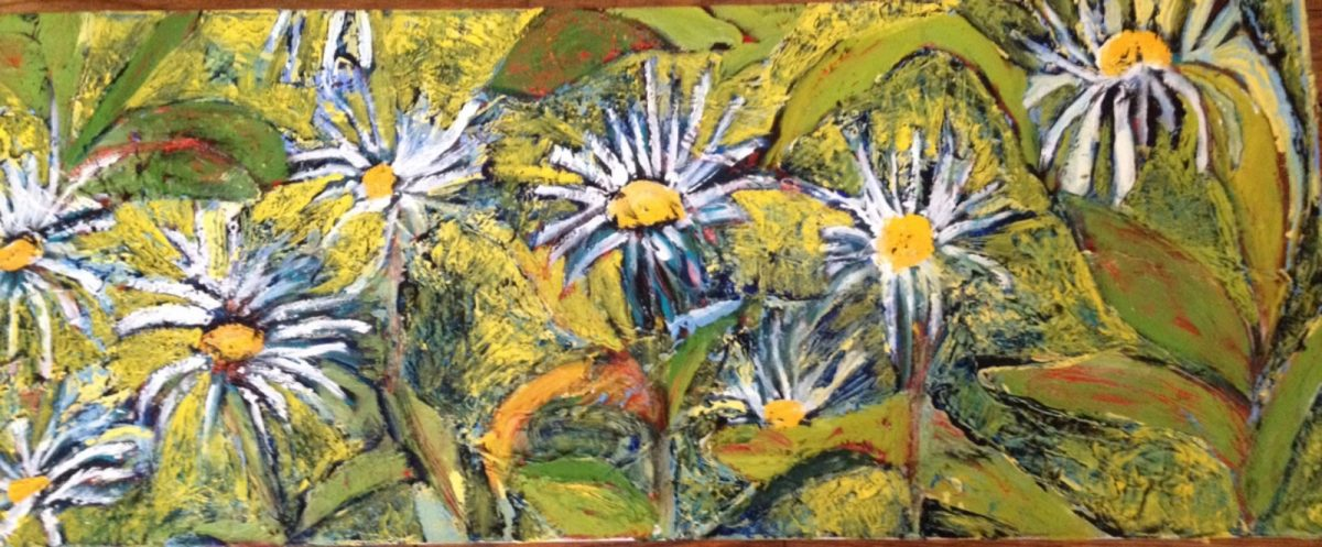 Daisy Array | Art bridal registry | Wedding Registry for Art