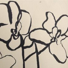 Orchid | Best wedding gift | Bridal Registry for Art