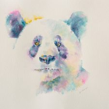 Po Faced Panda | Elegant second marriage gift idea | Mishkalo Bridal Registry