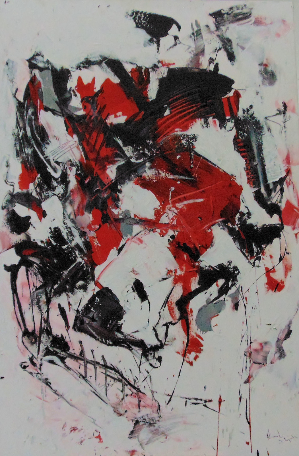 Red And White | Cool marriage gift idea | Bridal Registry for Art