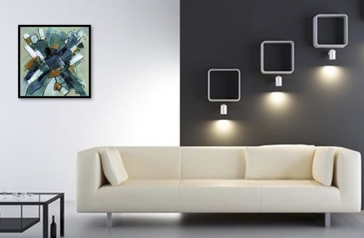 The Nature Of Things | Different wedding anniversary present | Mishkalo Art Registry