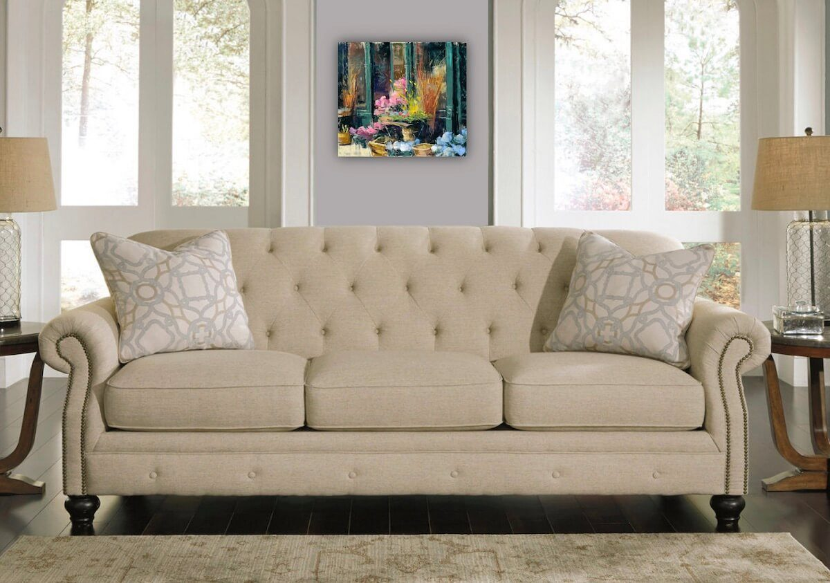 Turning Over A New Leaf | Marriage gift idea | Wedding Registry for Art