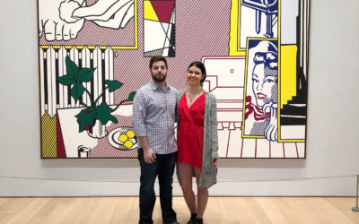 Becoming an art collector with Mishkalo – Alyssa and Jacob