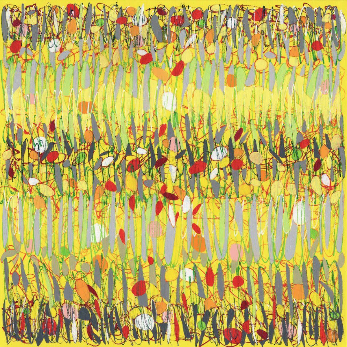Yellow Jazz | New wedding present | Mishkalo Wedding Registry for Art